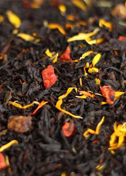 """Черный чай тм """"Камелия""""- правильная основа для изготовление брендированного чая с логотипом и дизайном заказчика"""